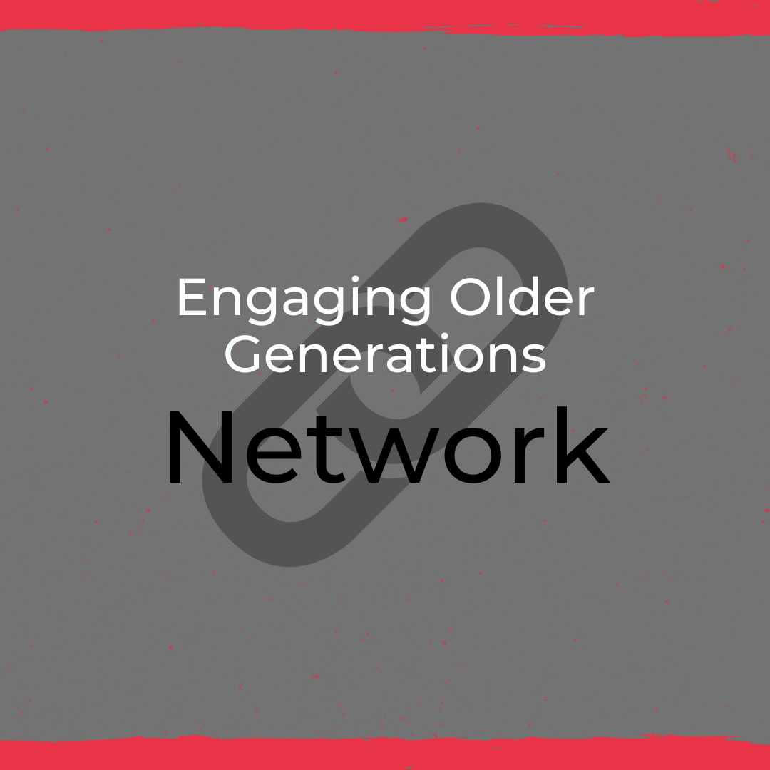 engaging older generation network