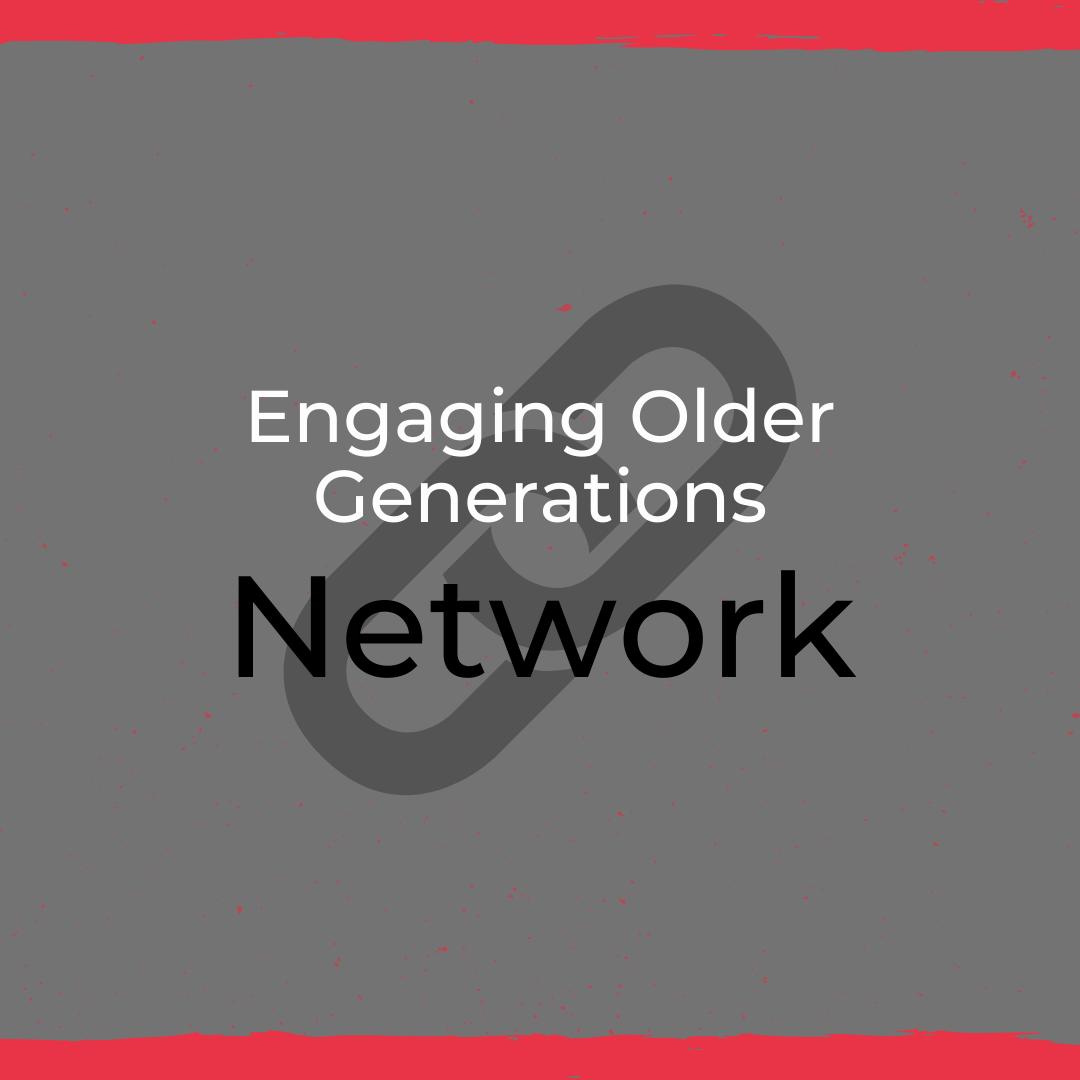 engaging older generation network