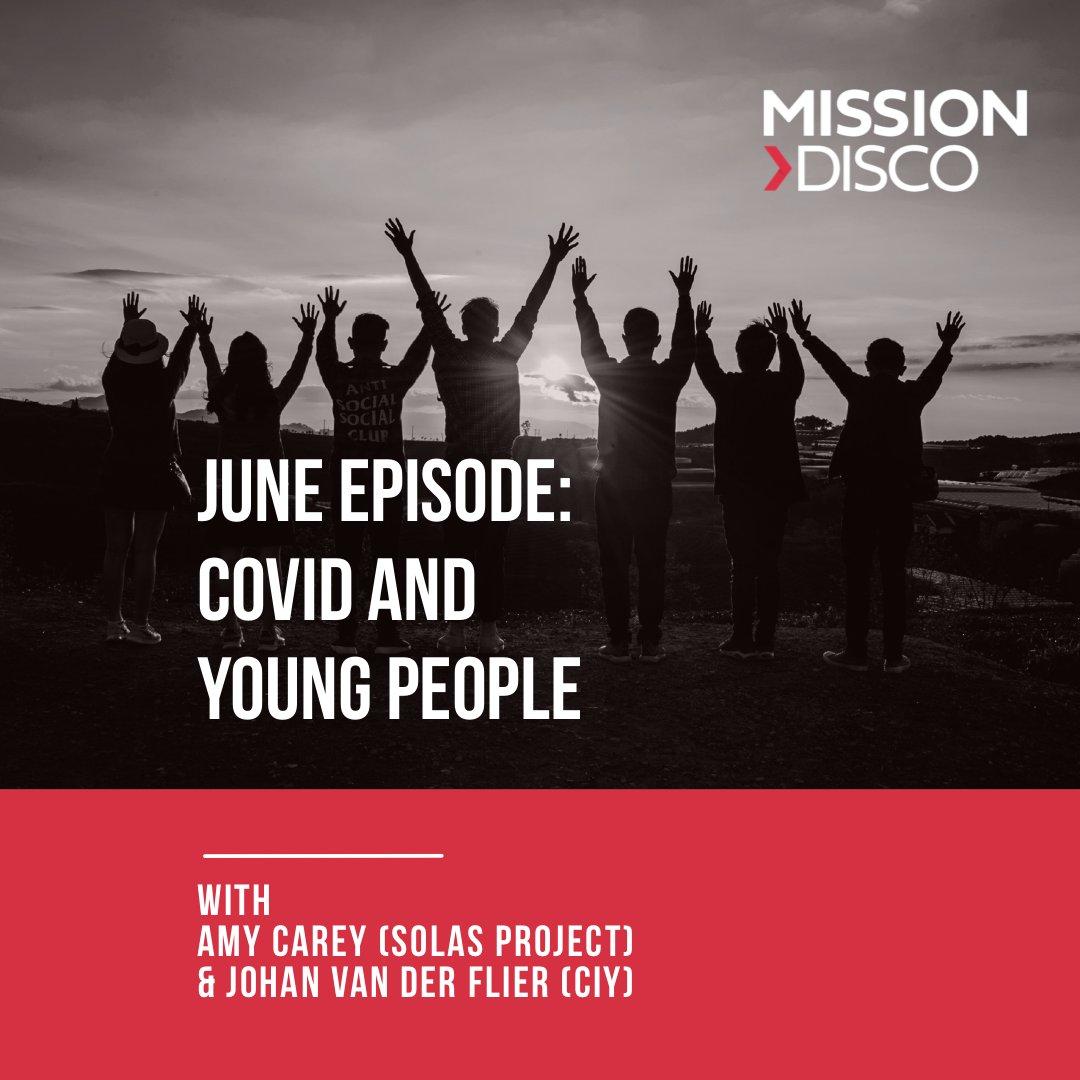 mission disco june episode
